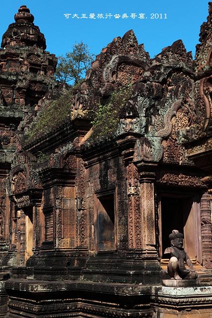 Banteay Srei_34